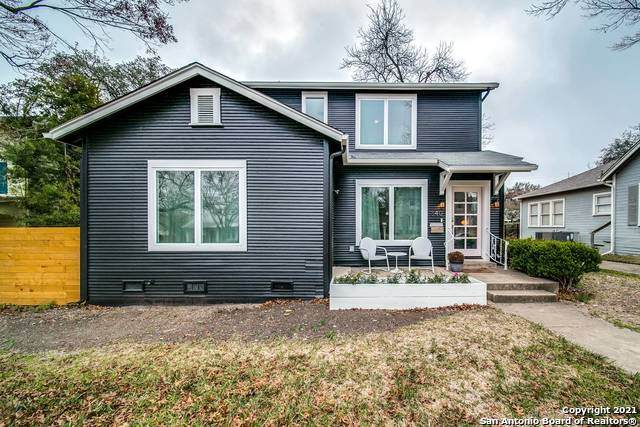 340 Wildrose Ave, Alamo Heights, TX 78209 (MLS #1509952) :: Vivid Realty