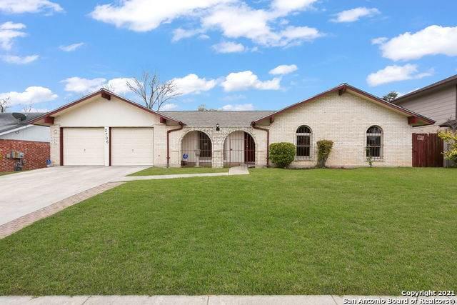2706 War Arrow, San Antonio, TX 78238 (MLS #1509967) :: Berkshire Hathaway HomeServices Don Johnson, REALTORS®