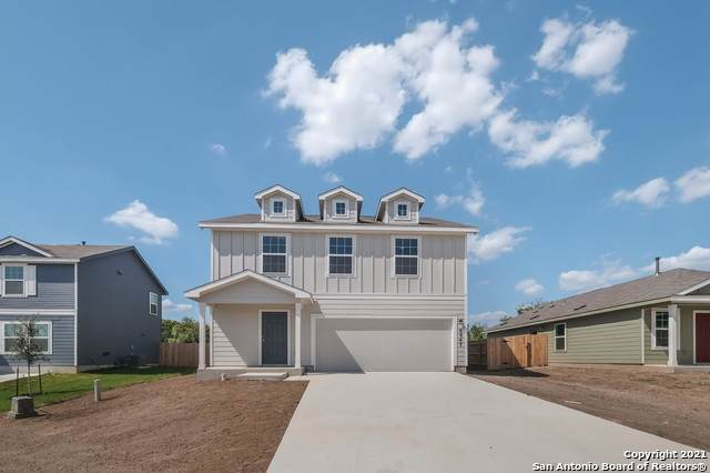 9110 Griffith Run, Converse, TX 78109 (MLS #1510049) :: The Gradiz Group