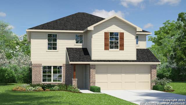 4119 Ijolite Ave, San Antonio, TX 78253 (MLS #1510070) :: The Gradiz Group