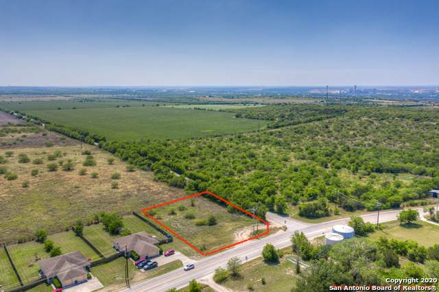 LOT 15 & 16 Fm 1044, New Braunfels, TX 78130 (MLS #1510077) :: Real Estate by Design