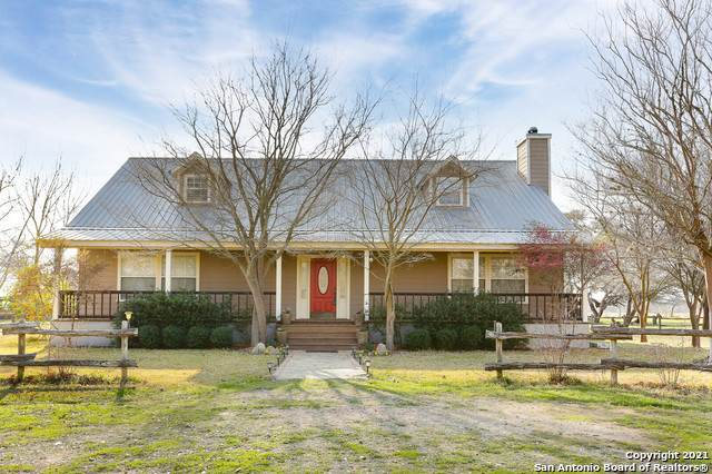2010 State Highway 119, Stockdale, TX 78160 (MLS #1510083) :: Keller Williams City View