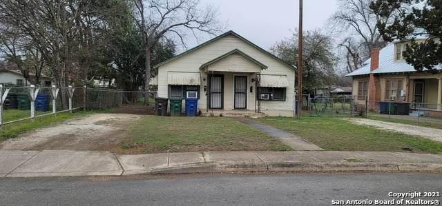 223 Compton Ave, San Antonio, TX 78214 (MLS #1510127) :: Berkshire Hathaway HomeServices Don Johnson, REALTORS®