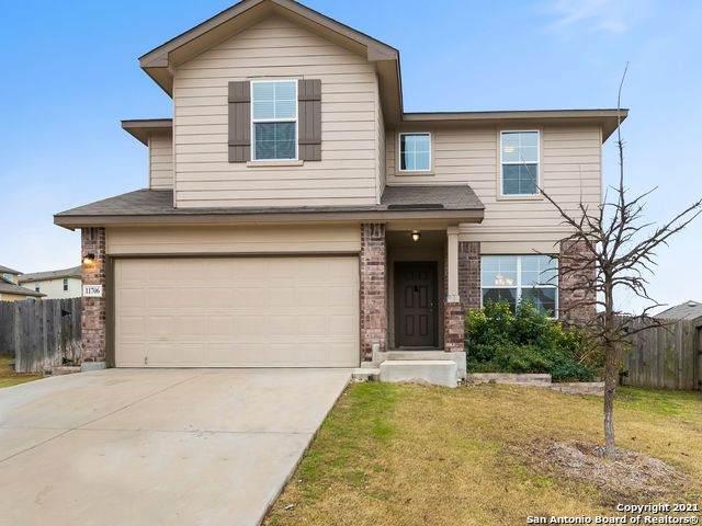 11706 Ivory Keys, San Antonio, TX 78245 (MLS #1510138) :: Williams Realty & Ranches, LLC