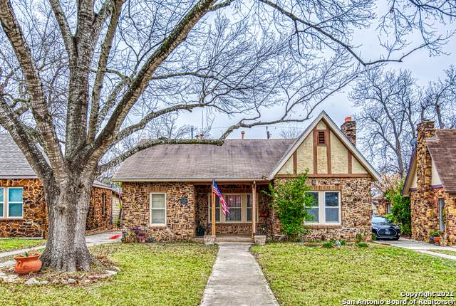 1326 Hicks Ave, San Antonio, TX 78210 (MLS #1510140) :: Keller Williams City View