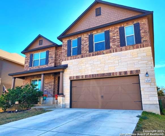 20207 Hillbrook Park, San Antonio, TX 78259 (MLS #1510150) :: NewHomePrograms.com