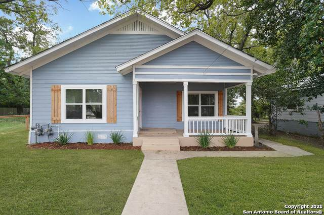 125 Hedges St, San Antonio, TX 78203 (MLS #1510163) :: Keller Williams Heritage