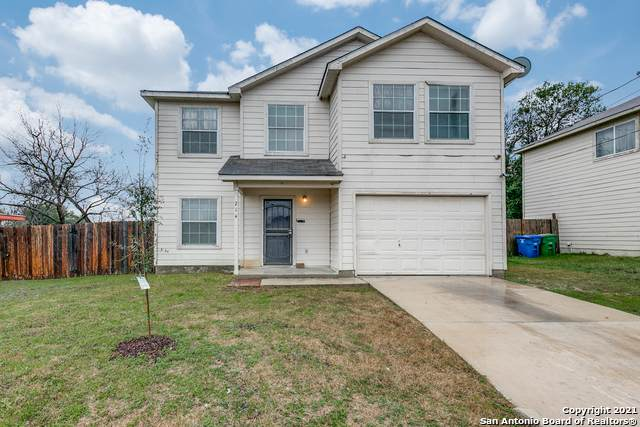 214 Havana Dr, San Antonio, TX 78228 (MLS #1510181) :: Williams Realty & Ranches, LLC