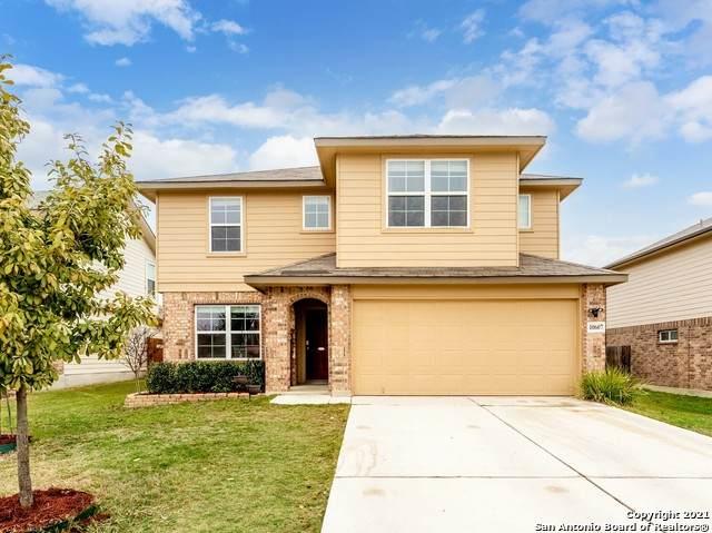 10607 Emory Quinn, San Antonio, TX 78254 (MLS #1510184) :: Keller Williams City View