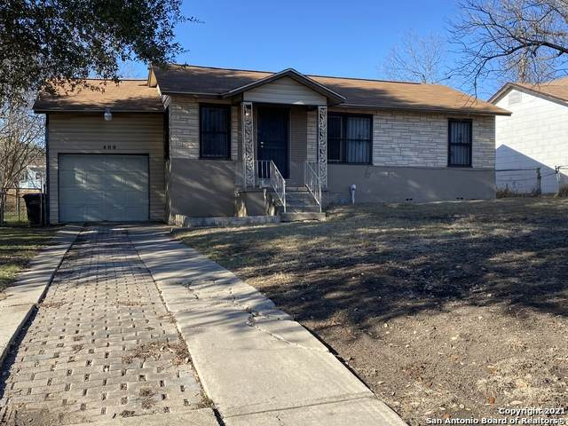 409 Mcdougal Ave, San Antonio, TX 78223 (MLS #1510222) :: Vivid Realty