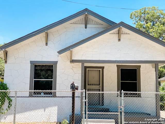 231 Palo Blanco St, San Antonio, TX 78210 (MLS #1510228) :: Sheri Bailey Realtor