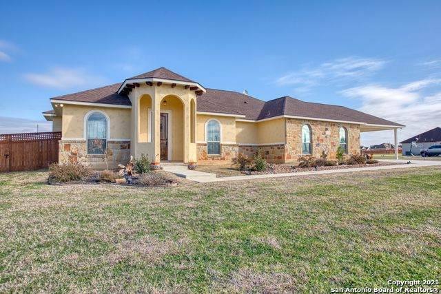16007 Sunset Dr, Lytle, TX 78052 (MLS #1510327) :: The Gradiz Group