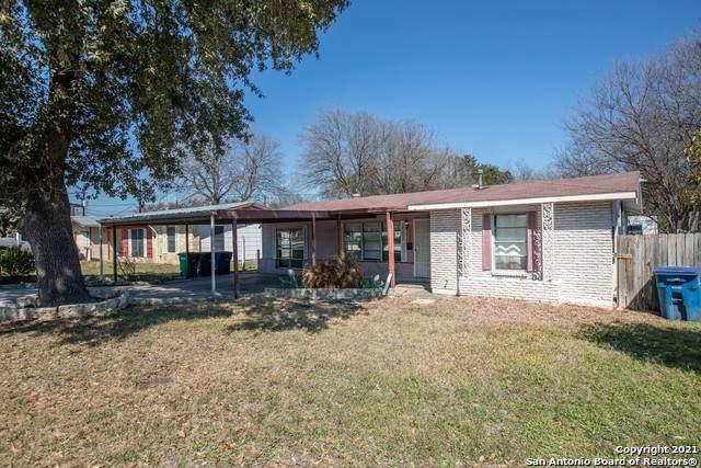 2035 Arroya Vista Dr, San Antonio, TX 78213 (MLS #1510345) :: Vivid Realty