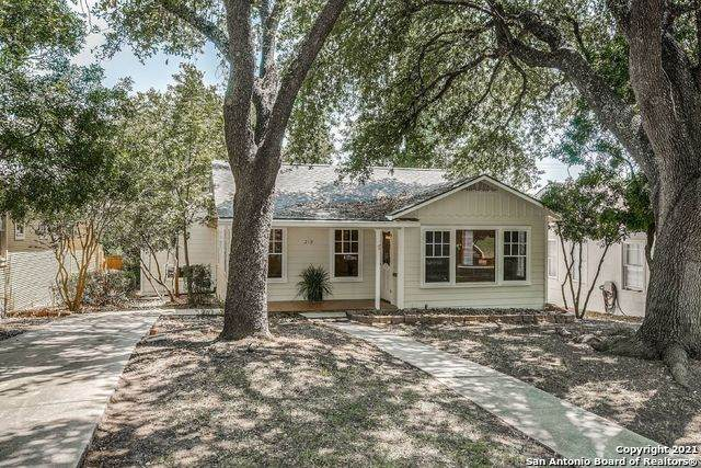 212 Blue Bonnet, Alamo Heights, TX 78209 (MLS #1510347) :: Keller Williams City View