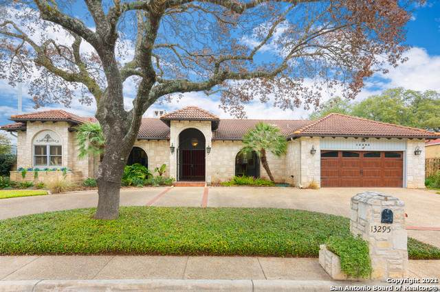 13295 Hunters View St, San Antonio, TX 78230 (MLS #1510371) :: The Rise Property Group
