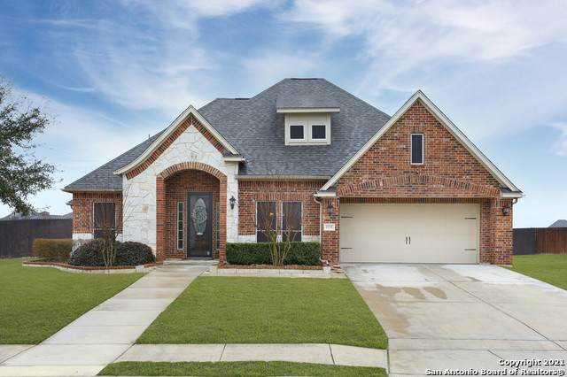 6718 Laura Heights, Schertz, TX 78154 (MLS #1510385) :: Vivid Realty