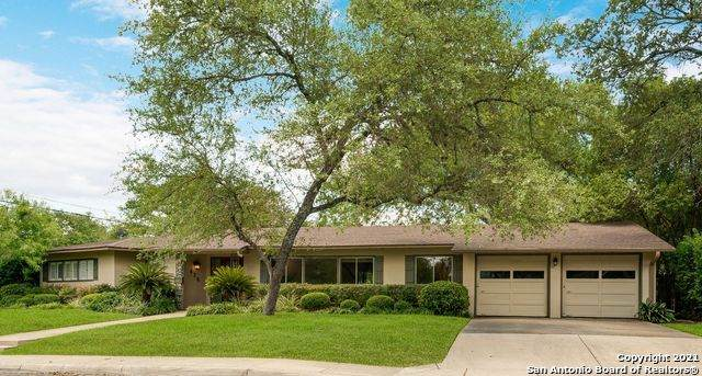 426 Larkwood Dr, San Antonio, TX 78209 (MLS #1510387) :: The Gradiz Group