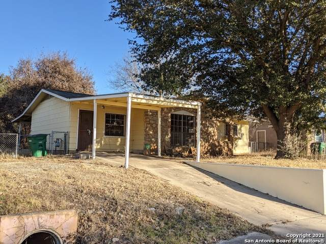 614 Crestfield St, San Antonio, TX 78227 (MLS #1510428) :: The Mullen Group | RE/MAX Access