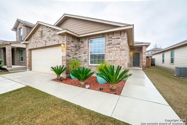 10409 Stampede Stead, San Antonio, TX 78254 (MLS #1510457) :: Keller Williams City View