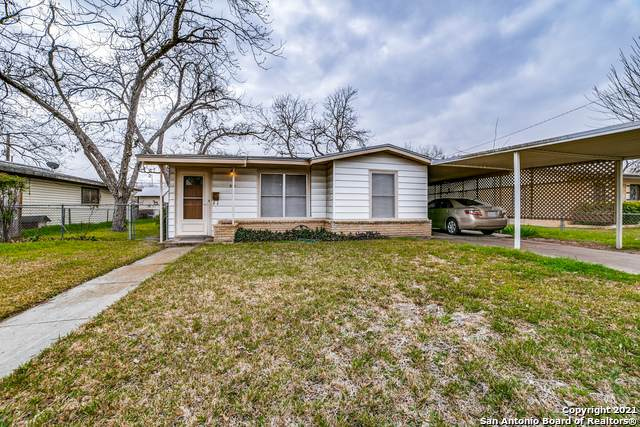338 Saipan Pl, San Antonio, TX 78221 (MLS #1510465) :: Williams Realty & Ranches, LLC