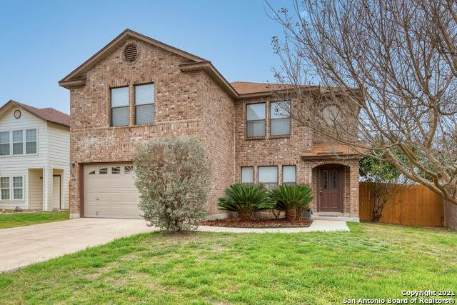 5910 Walnut Mill Dr, San Antonio, TX 78244 (MLS #1510478) :: The Castillo Group