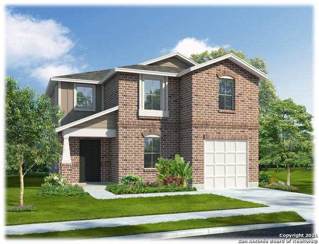 8206 Blue Canal, San Antonio, TX 78244 (MLS #1510533) :: Santos and Sandberg