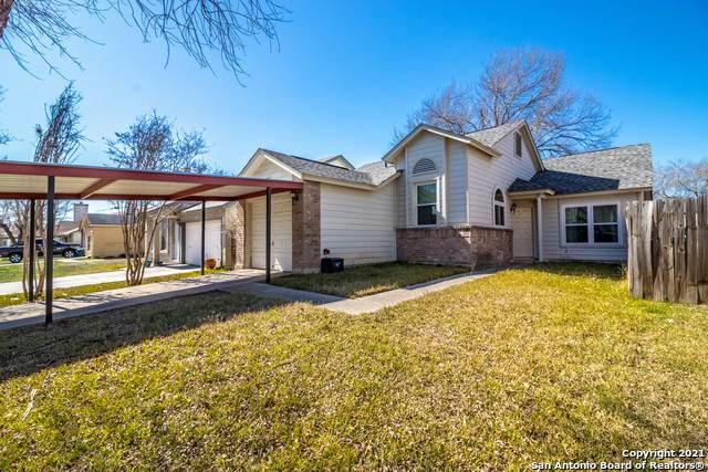 6343 Village Clf, San Antonio, TX 78250 (MLS #1510543) :: The Gradiz Group