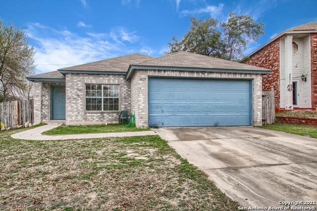 4827 Joshua Pt, San Antonio, TX 78251 (MLS #1510544) :: Santos and Sandberg