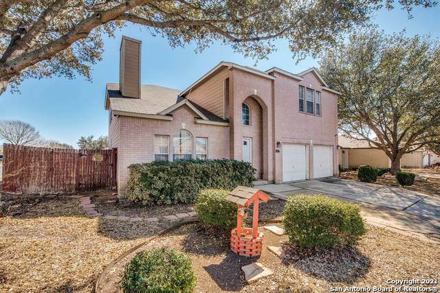 5130 Spring Arrow, San Antonio, TX 78247 (MLS #1510563) :: Neal & Neal Team