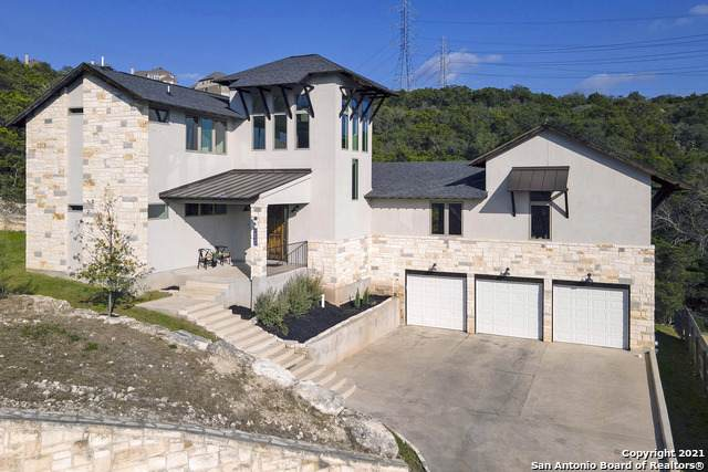 16802 Sonoma Ridge, San Antonio, TX 78255 (MLS #1510581) :: Concierge Realty of SA