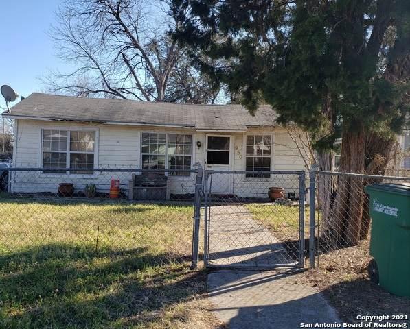 950 Brighton, San Antonio, TX 78211 (MLS #1510585) :: Concierge Realty of SA