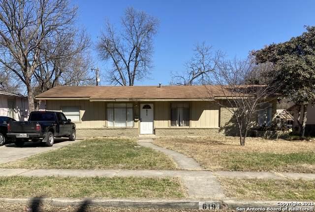 619 Wayside Dr, San Antonio, TX 78213 (MLS #1510603) :: Vivid Realty