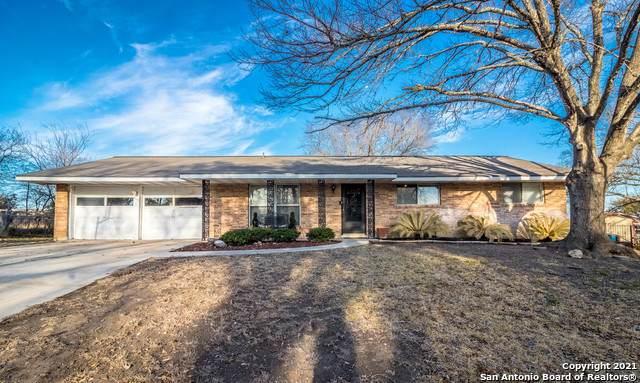 415 Indigo St, San Antonio, TX 78216 (MLS #1510613) :: Williams Realty & Ranches, LLC