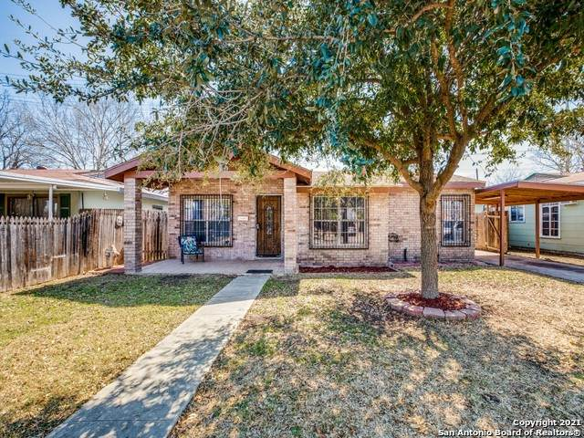 110 Edgebrook Ln, San Antonio, TX 78213 (MLS #1510623) :: Williams Realty & Ranches, LLC
