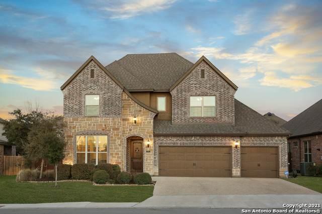 504 Montessa Park, San Antonio, TX 78253 (MLS #1510655) :: Williams Realty & Ranches, LLC