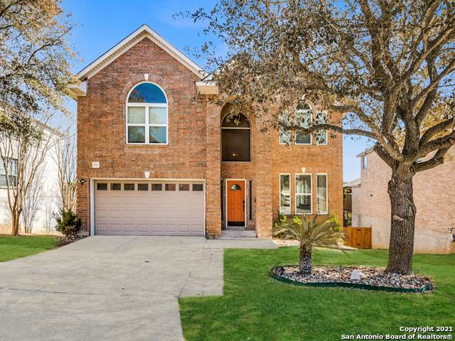 606 Mesa Loop, San Antonio, TX 78258 (MLS #1510672) :: Berkshire Hathaway HomeServices Don Johnson, REALTORS®