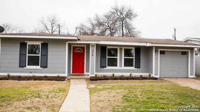 334 Burwood Ln, San Antonio, TX 78213 (MLS #1510727) :: Williams Realty & Ranches, LLC