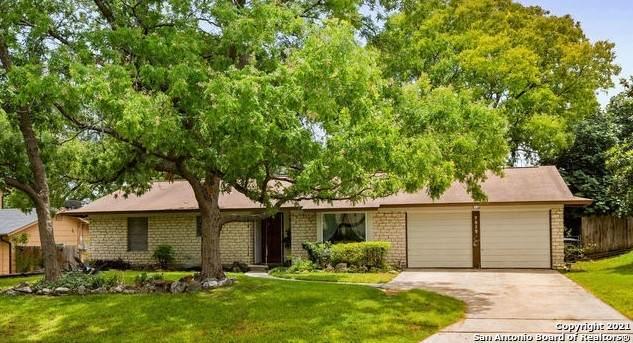 7919 Pinebrook Dr, San Antonio, TX 78230 (MLS #1510742) :: Berkshire Hathaway HomeServices Don Johnson, REALTORS®