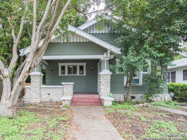 512 E Mulberry Ave, San Antonio, TX 78212 (MLS #1510753) :: Williams Realty & Ranches, LLC