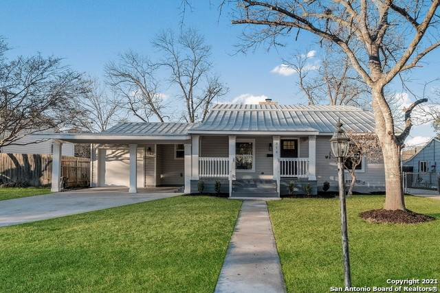 319 Brees Blvd, San Antonio, TX 78209 (MLS #1510758) :: Williams Realty & Ranches, LLC