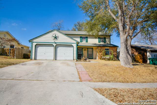 10507 Big Mesa St, Converse, TX 78109 (MLS #1510765) :: Neal & Neal Team