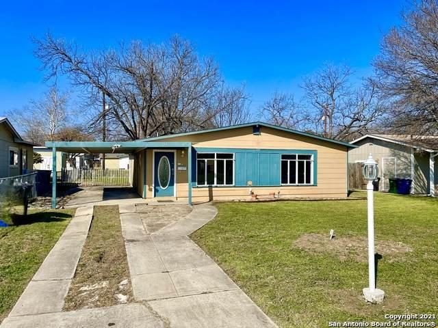 355 Trudell Dr, San Antonio, TX 78213 (MLS #1510778) :: The Castillo Group