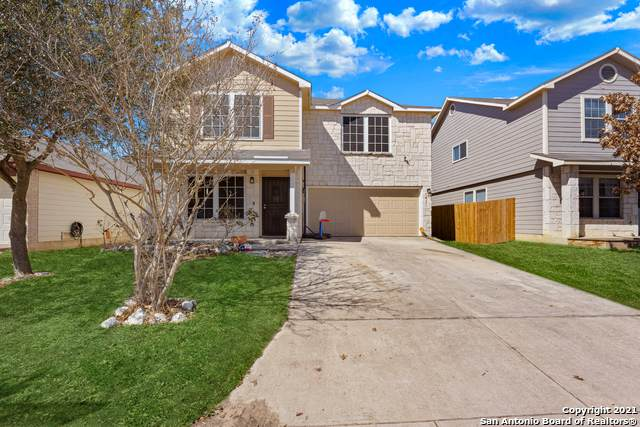 8411 Stone Chase, San Antonio, TX 78254 (MLS #1510789) :: The Gradiz Group