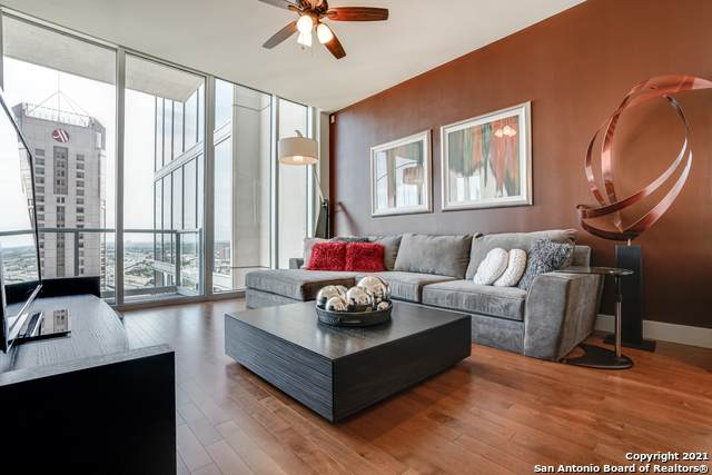 610 E Market St #2506, San Antonio, TX 78205 (MLS #1510794) :: The Castillo Group