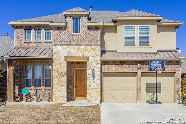 109 Dovetail St, Boerne, TX 78006 (MLS #1510797) :: Alexis Weigand Real Estate Group