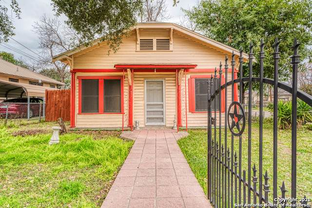 933 Lamar St, San Antonio, TX 78202 (MLS #1510815) :: Williams Realty & Ranches, LLC