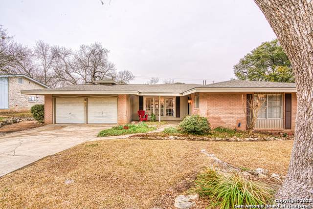 3215 Burnside Dr, San Antonio, TX 78209 (MLS #1510878) :: Carter Fine Homes - Keller Williams Heritage