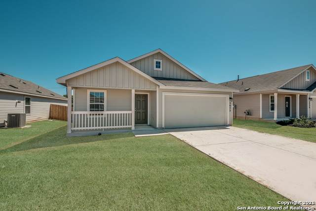 9815 Morgans Mills, San Antonio, TX 78254 (MLS #1510886) :: ForSaleSanAntonioHomes.com
