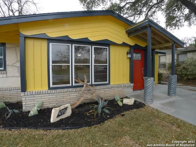 470 Cherry Ridge Dr, San Antonio, TX 78213 (MLS #1510891) :: Sheri Bailey Realtor
