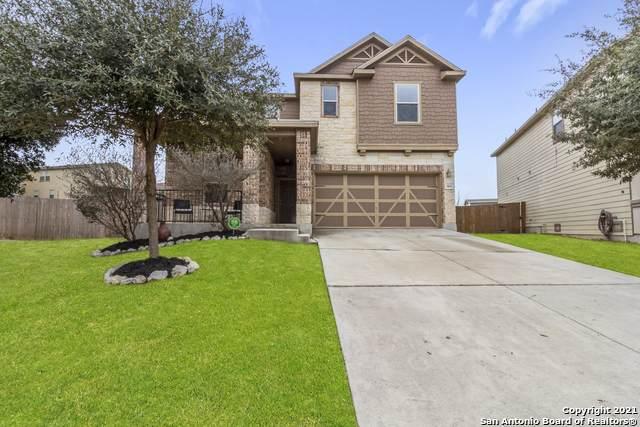 5103 Mustang Cove, San Antonio, TX 78244 (MLS #1510897) :: Williams Realty & Ranches, LLC